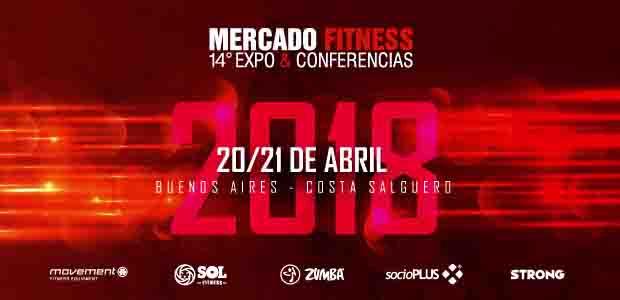 Lleno absoluto en el Mercado Fitness de Buenos Aires